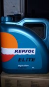 REPSOL INJECTION SAE 10W/40